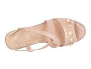 Strap sandal Las Espadrillas 0428-812-86 3