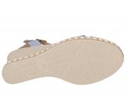 Strap sandal Las Espadrillas 0428-813-53 4