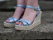 Strap sandal Las Espadrillas 0428-813-53 5