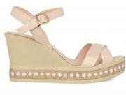 Strap sandal Las Espadrillas 0428-813-87 1