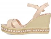 Strap sandal Las Espadrillas 0428-813-87 2