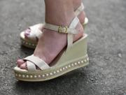 Strap sandal Las Espadrillas 0428-813-87 5