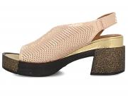 Strap sandal Las Espadrillas 0435-190-39-172 2