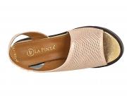 Strap sandal Las Espadrillas 0435-190-39-172 3