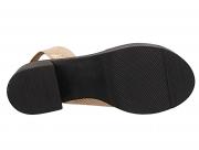 Strap sandal Las Espadrillas 0435-190-39-172 4