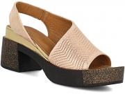 Strap sandal Las Espadrillas 0435-190-39-172 0