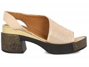 Strap sandal Las Espadrillas 0435-190-39-439 1