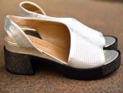 Strap sandal Las Espadrillas 0435-190-39-439 5