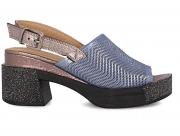Strap sandal Las Espadrillas 0435-194-39-1159 1