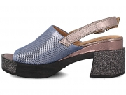 Strap sandal Las Espadrillas 0435-194-39-1159 2