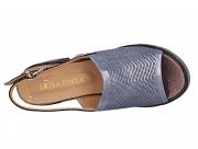 Strap sandal Las Espadrillas 0435-194-39-1159 3