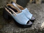 Strap sandal Las Espadrillas 0435-194-39-1159 5