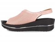 Strap sandal Las Espadrillas 0436-523-27-1917 2