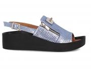 Strap sandal Las Espadrillas 0449-17449-317 1