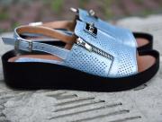 Strap sandal Las Espadrillas 0449-17449-317 5