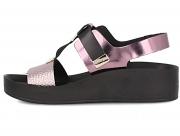 Strap sandal Las Espadrillas 0449-17461-24571 2