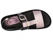 Strap sandal Las Espadrillas 0449-17461-24571 3