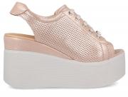 Strap sandal Las Espadrillas 045-T/6W-34 1