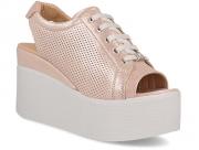 Strap sandal Las Espadrillas 045-T/6W-34 0