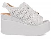 Strap sandal Las Espadrillas 045-T/6W 1