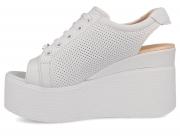 Strap sandal Las Espadrillas 045-T/6W 2