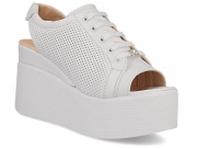 Strap sandal Las Espadrillas 045-T/6W 0