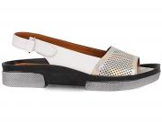 Sandals Las Espadrillas 0566-3907-40 1