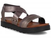 Strap sandal Las Espadrillas 114-14 0