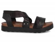 Strap sandal Las Espadrillas 114-27 1