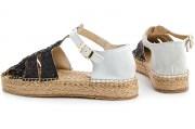 Strap sandal Las Espadrillas 1443-27 1