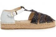 Strap sandal Las Espadrillas 1443-27 3