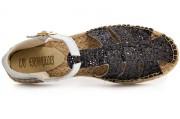Strap sandal Las Espadrillas 1443-27 4