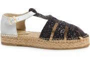 Strap sandal Las Espadrillas 1443-27 0