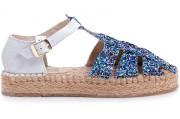 Strap sandal Las Espadrillas 1443-40 3