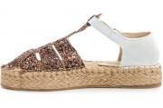 Strap sandal Las Espadrillas 1443-45 1