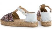 Strap sandal Las Espadrillas 1443-48 1