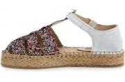 Strap sandal Las Espadrillas 1443-48 2