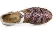 Strap sandal Las Espadrillas 1443-48 5