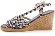Strap sandal Las Espadrillas 16R0407C 2