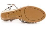 Strap sandal Las Espadrillas 16R0407C 4