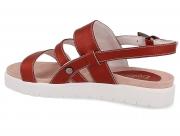 Strap sandal Las Espadrillas 20436-47 2