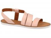 Strap sandal Las Espadrillas 2209-34 0
