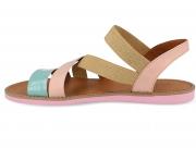 Strap sandal Las Espadrillas 2421-2234 2