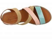Strap sandal Las Espadrillas 2421-2234 3
