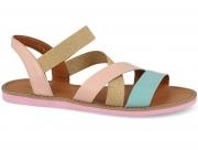 Strap sandal Las Espadrillas 2421-2234 0