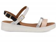 Strap sandal Las Espadrillas 2462 1