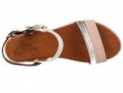 Strap sandal Las Espadrillas 2462 3