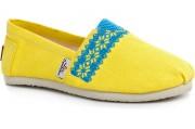 Embroidery shoes Las Espadrillas 3015-50