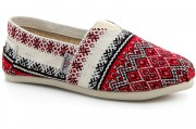 Embroidery shoes Las Espadrillas 3015-62