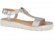 Strap sandal Las Espadrillas 318-18 0